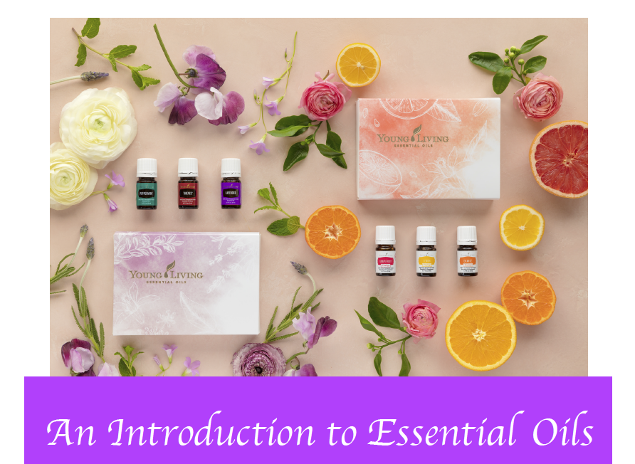 An Introduction to Essential Oils Spring Gathering
