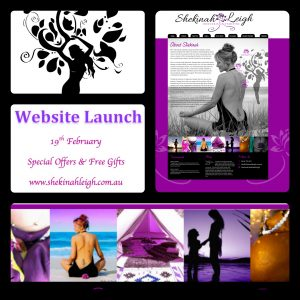 Website Launch