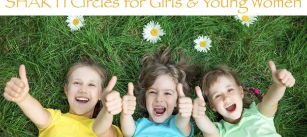 Group of happy children playing outdoors – Version 2