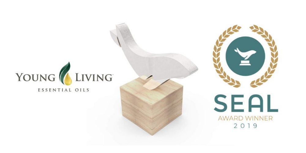 Young Living Essential Oils Sustainability Award