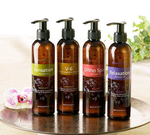 Pre-Blended Massage Oils (which is your favourite?)