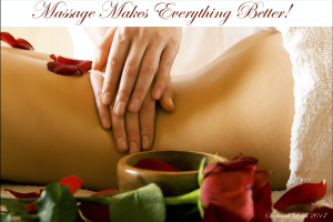Massage Is Vital To Your Health & Well-being!