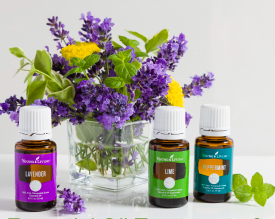 Essential Oils with Shekinah leigh