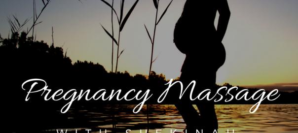 Pregnancy Massage 1