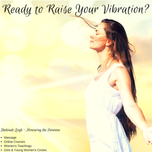 Ready to raise your vibration 3