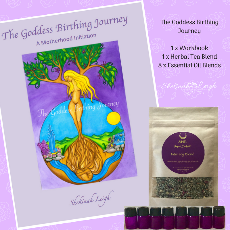 The Goddess Birthing Journey Package