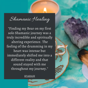 Shamanic Healing with Shekinah