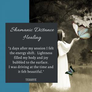 Shamanic Healing Testimonial