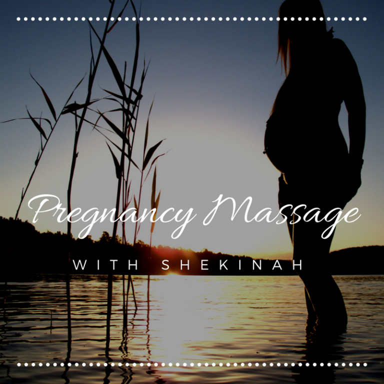 Shekinah Leigh - Pregnancy Massage