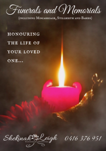 Funeral and Memorial Services