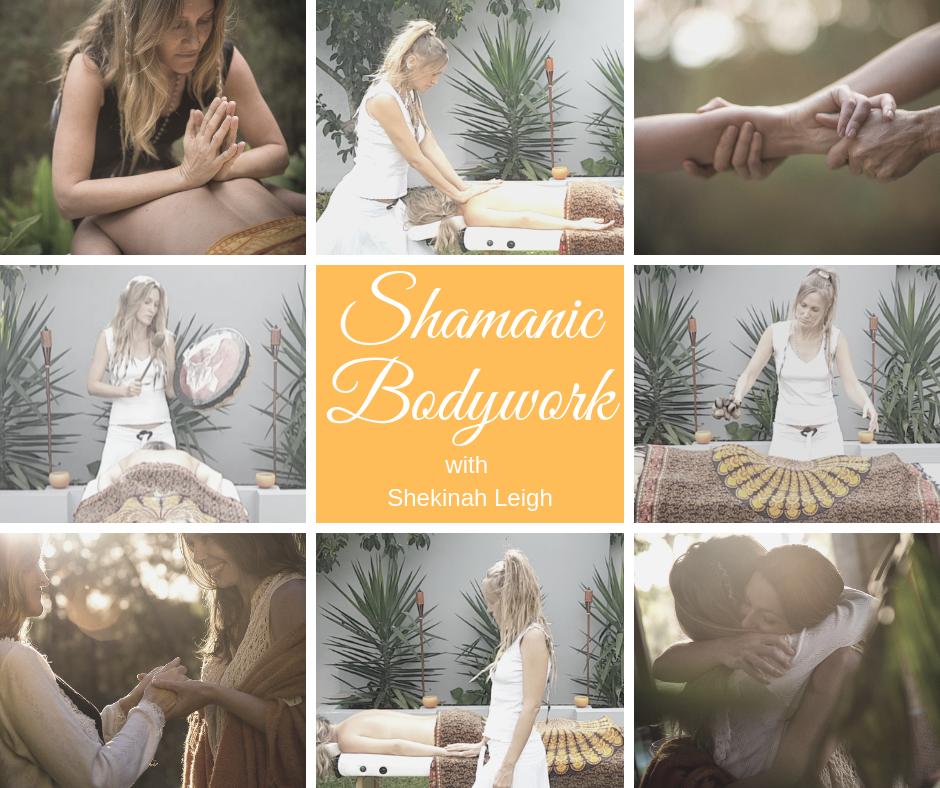 Shamanic Kahuna Bodywork