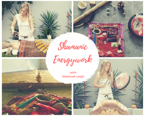 Shamanic Energywork and Healing