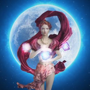 Goddess Moon Astrology