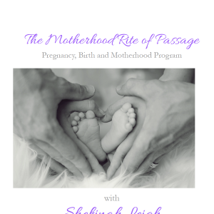 The Motherhood Rite of Passage FREE EBOOK