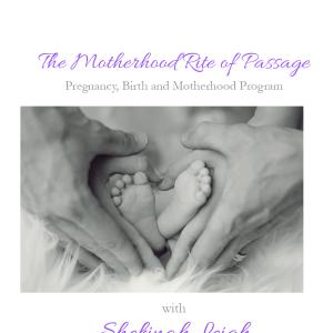 The Motherhood Rite of Passage FREE EBOOK