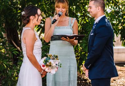 Shekinah marriage celebrant