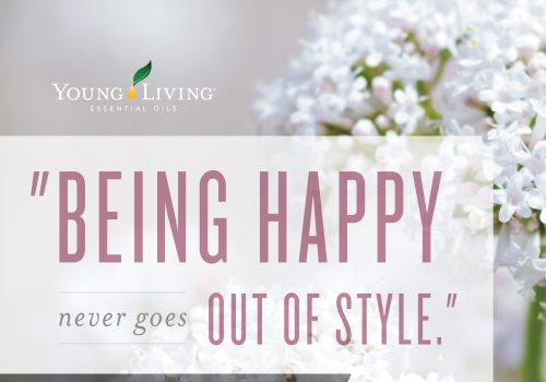 Be Happy - Young Living