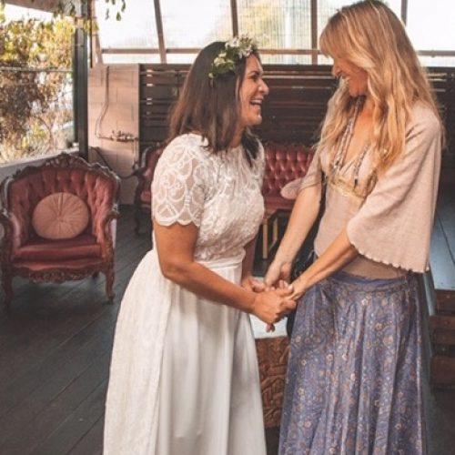 bride and marriage celebrant shekinah leigh